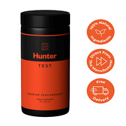Hunter Test Premium Performance Testosterone Booster 180 Capsules - Buy Direct