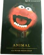 Disney Muppets Animal 1/2 Scale Resin Bust Collectible , Your Choice Free Ship