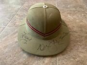 Monty Python Hat From Flying Circus Signed John Cleese Carol Cleveland