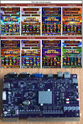 Ultimate Fire Link Vertical New Release Cherry Master 8 Liner Pog Vga Pcb