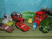 Disney Pixar Cars, Toon, Planes And More Displayed Only You Choose