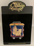 Disney Auctions Belle Princess Christmas Train Pin Le 100 Beauty And The Beast