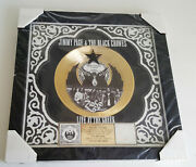 Jimmy Page Black Crowes Gold Record Award Official Riaa Framed Sealed New
