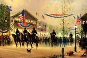 G Harvey Moment Of Glory S/n Ltd Edition Print National Archives Series