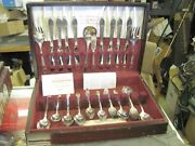 1847 Rogers Brothers Adoration Silver Plaited Set