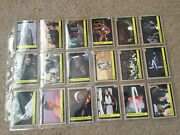 Star Wars 2019 Galatic Moments Countdown Complete Set 1-156 Plus Checklist