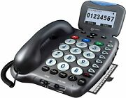 Geemarc Ampli550 Amplified Telephone With Talking Caller Id
