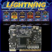 Lightning Chain Series New Release Cherry Master 8 Liner Pog Pot O Gold Pcb