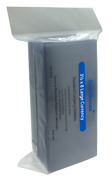 100 Pack Guardhouse Large Currency Holders 7 Mil Unplasticized 9854289