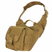 Condor 156-003 Edc Tactical Molle Bag For Outdoor Hiking Hunting Medic Coyote