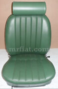 For Porsche 356 C Leather Seat Kit New