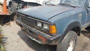 83 Datsun Nissan Pickup Fenders Hood Core Support Bumper Grille Used Front 4x4