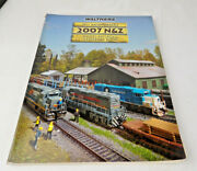 Walthers N, And Z Scale Train Reference Book Catalog 2007