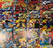 X-force 19-23 25-30 40 42 43 47 Annual 1 1992+ Greg Capullo Spawn Covers
