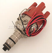 Triumph Tr6 Lucas 6 Cylinder Electronic 123 Ignition Distributor New