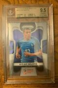 2018 Panini Prizm Soccer World Cup 80 Kylian Mbappe France Rc Rookie Bgs 9.5