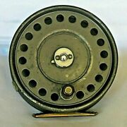 Vintage Hardy Collectable And039the St Johnand039 3 7/8 Fly Reel