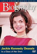 Biography - Jackie Kennedy Onassis In A Class Of Her Own [aande Dvd Archives]