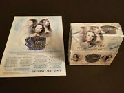 Charmed Forever Factory Sealed Trading Card Box And Promotional Flyer By Inkworks