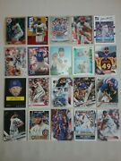 Jake Arrieta Phillies Pitcher20 Card Lot Inserts Serial Numbered Prizm Foil