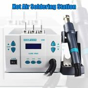 Hot Air Soldering Station 1000w Lead-free Hairdryer Rework High Quality Durable