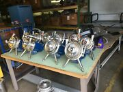 Lot Of 11 Dairy Pumps - Mix Of 1.5 Kw And 2.2 Kw Tamel Motors 2 Suc 1.5 Dis