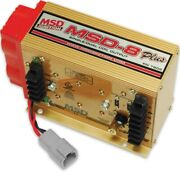 Msd 7805 Msd 8-plus Ignition Control For 4/6/8 Cyl 36 Amps At 12000 Rpm New