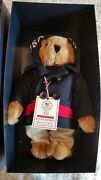 2014 Olympic Teddy Bear Limited Edition Numbered Rare Collectable