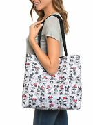 Disney Mickey And Minnie Mouse Tote Bag Carry-on Travel Beach Bag