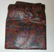 Longaberger New Serving Fathers Day Liner Only New Paisley 2153960