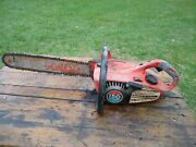 Parts Or Repair - Homelite 150 Automatic Gas Chainsaw Chain Saw
