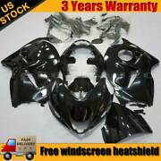 For Suzuki Hayabusa Gsxr1300r 1999-2007 Motocycle Abs Fairing Kit Bodywork Black