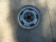 Oem 68 69 70 Chevy Fi Rally Wheel 15x6 K 1 0 Rivited Instead Of Welded Late 67