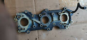 1978 Evinrude Outboard 75hp 3 Cyl 75483c 814cc Intake Manifold Parts