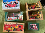 Cocacola Vintage Toy Collection