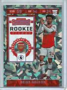 Reiss Nelson 19/20 Panini Contenders Cracked Ice Rookie 03/23
