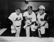 Unknown Artist Ny Mets Manager Casey Stengel Et Al Reproduction Photograph