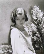 George Hurrell Myrna Loy Gelatin Silver Print Signed On Reverse By Printer Ma