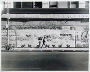 Peter Mayer New York City For Rent With Dogs Gelatin Silver Print