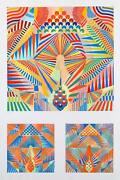 Perez Melero Ship Screenprint Signed And Numbered In Pencil