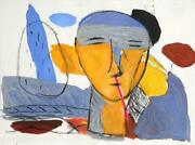 Maria Teresa Viecco Untitled 2 Mixed Media On Paper Signed And Dated