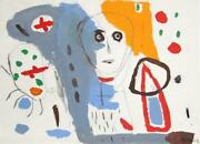 Maria Teresa Viecco Untitled 8 Mixed Media On Paper Signed And Dated