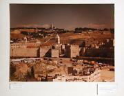 Theodore Cohen Jerusalem Built As A City Which Is Firmly Bound Together Photog