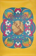 Peter Max Flapper Poster
