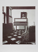 George Deem George Washington Vermeer Lithograph Signed And Numbered In Penci