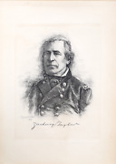 P. Raymond Audibert Zachary Taylor From The Presidents Of The United States Et