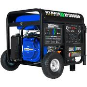 Duromax Xp13000eh 13000-watt Portable Dual Fuel Generator With Electric Start