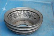1971-73 Ford Mustang Original 351c Lower A/c 3 Ring Pulley