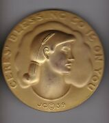 Society Of Medalists – Issue 20 – Ceres' Blessing – By John Gregory