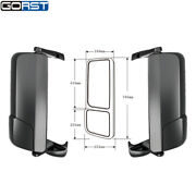 Reflector Rearview Mirror For Benz Truck Actros Mp4 Series Side Mirror Exterior